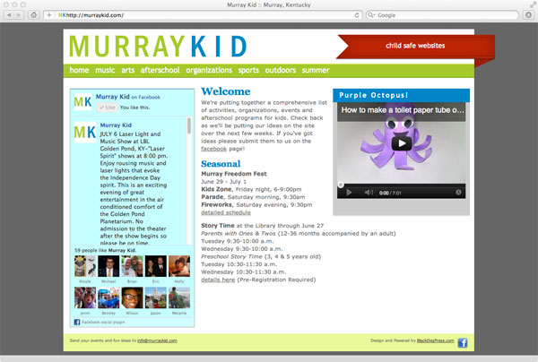Murray Kid